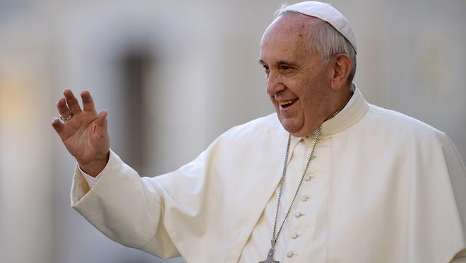 Pope Francis will be bringing his message of optimism and mercy to New York and Philadelphia this week.