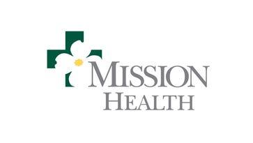 Mission Health logo.