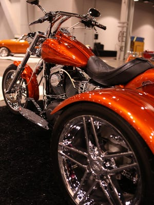 This weekend is the KOI Auto Parts Cavalcade of Customs.