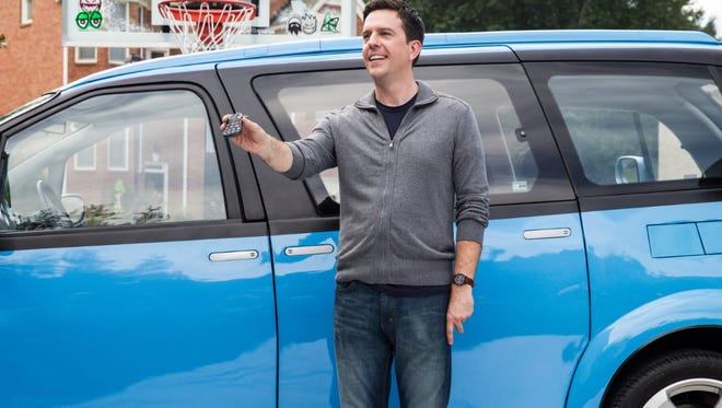 """Ed Helms was reluctant at first to star in the latest installment of """"Vacation."""""""