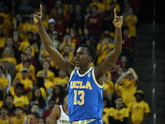 NCAA Basketball: UCLA at Southern California