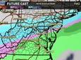 First Alert Weather Team snow potential for Thu Mar.
