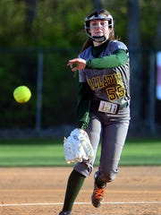 Gallatin High senior Savannah Link returns as the top Lady Wave pitcher this season.