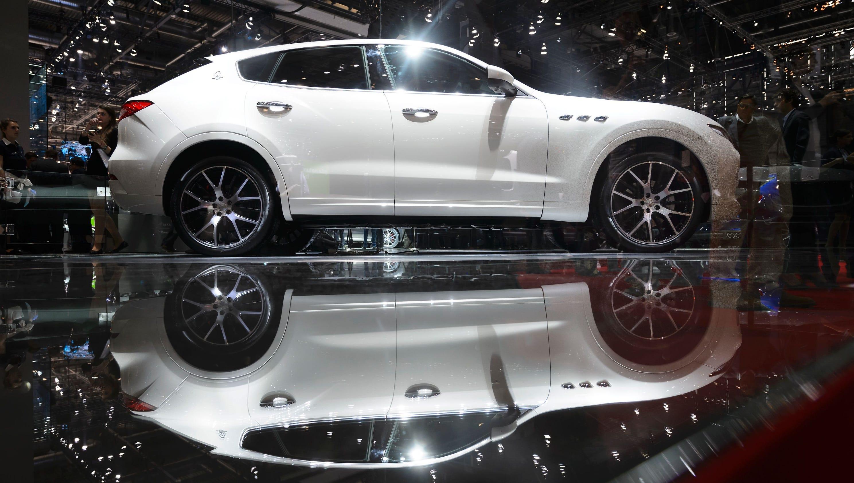 Maserati Makes Move Toward Electric Vehicles