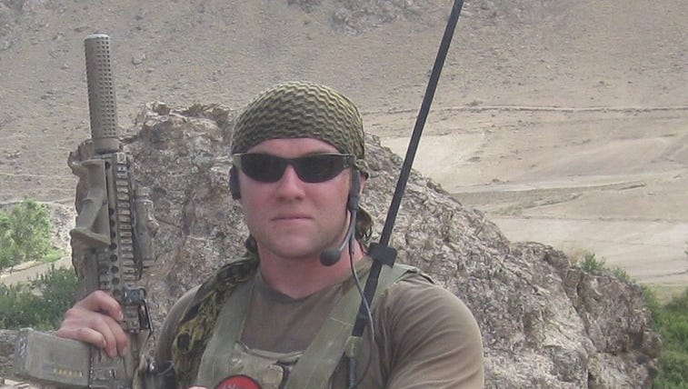 Seth Cody Lewis, a Navy SEAL, died April 24, 2015 after