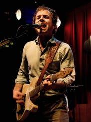 Dawes (featuring singer and guitarist Taylor Goldsmith)