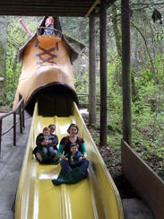 Enchanted Forest, the mid-valley's local amusement park, offers spring break fun for all ages. It reopens on Thursday, March 22.