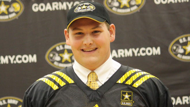 Elder senior Tommy Kraemer became the Panthers' second U.S. Army All-American in school history on Nov. 10. Kyle Rudolph was the first.