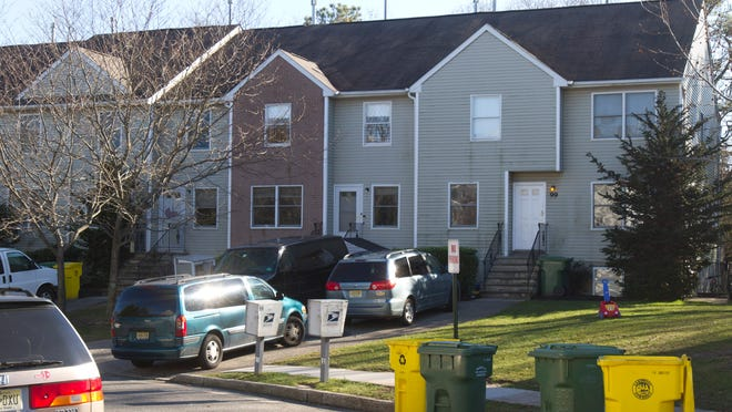 Forest Park Circle in Lakewood, where a 2-year-old girl was hit in a driveway by a vehicle being driven in reverse