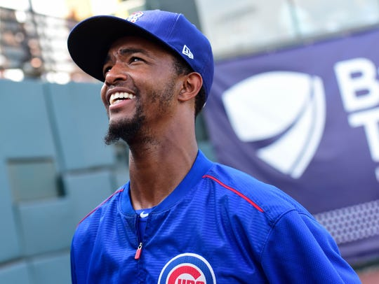 Carl Edwards Jr. has come back to the Iowa Cubs to try to regain his form.