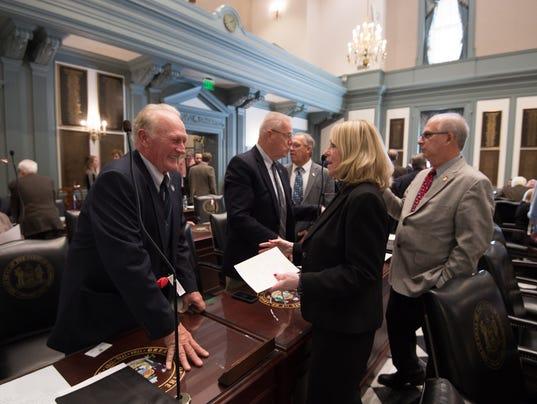 News: Legislative Session