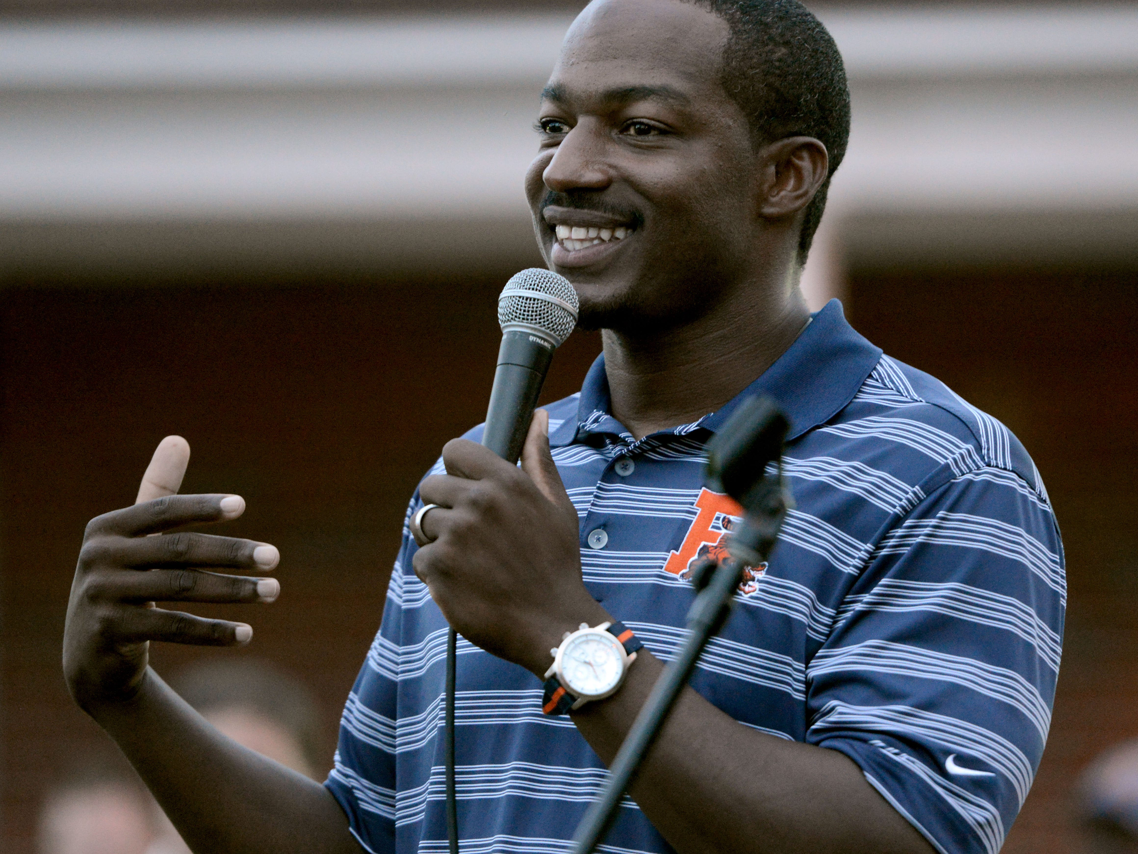 Former Escambia High coach Willie Spears who was fired in September and has worked since February as co-host on the new morning show, The Daily Brew on Blab-TV, will become athletic director and football coach at the Class 1A school in Washington County.