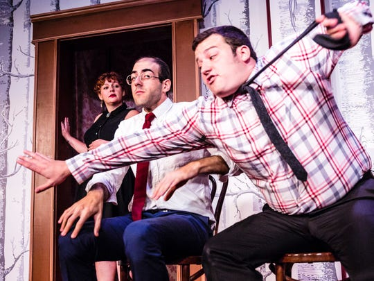 """The Best of the Second City,"" which will be performed Saturday night at the Farmington Civic Center, features the best sketches and songs from the company's 55-year history."