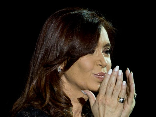 Argentina refuses to submit to debt 'extortion'