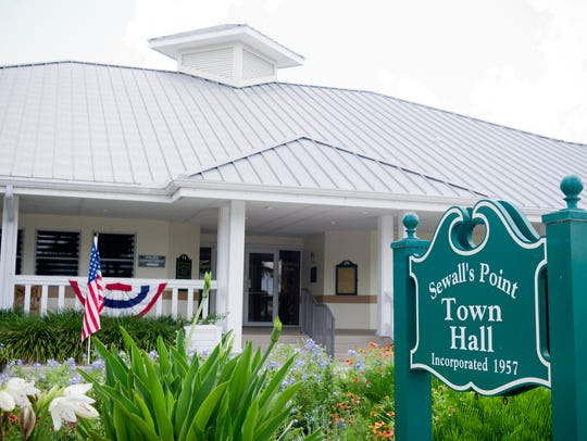 """Resident Kaija Mayfieldand Johnny """"Cowboy"""" Colson garnered the mostballots cast Tuesday during the Sewall's Point primary election. The two will face off June 18 in the town's general election."""