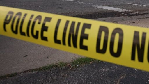 A woman and her child were found shot in a closet at a Pontiac home.