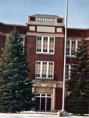 Webster Central School, 1958