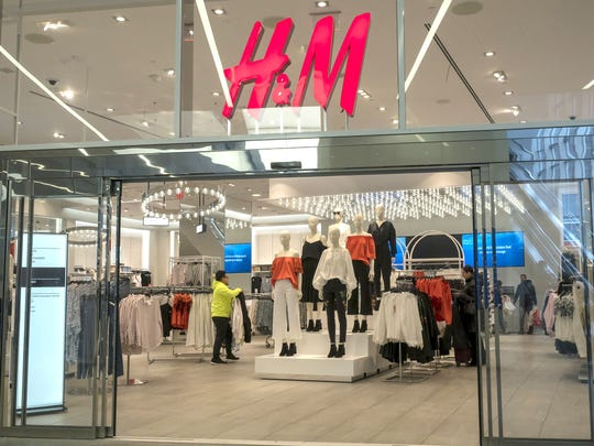 H&M will be opening at The Avenue Murfreesboro in 2020.