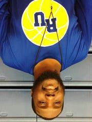 Randall Taylor is in his seventh season as Redford Union boys basketball coach.