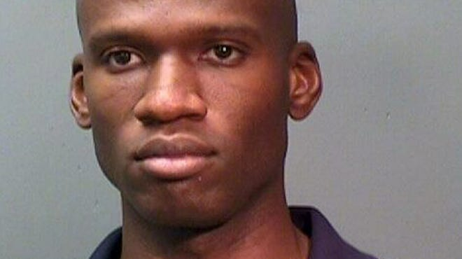A Fort Worth Police Department photograph of Aaron Alexis.