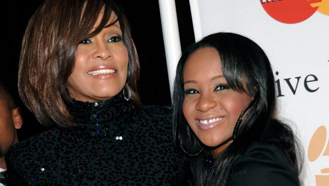 Bobbi Kristina Brown was found unresponsive at home in Atlanta in a scenario close to her mother's demise.