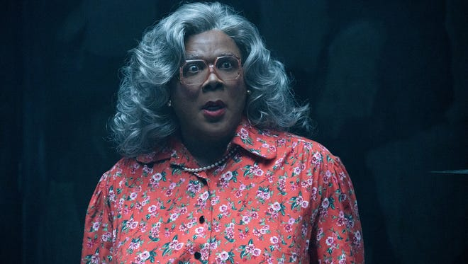 """Tyler Perry stars in """"Boo 2! A Madea Halloween."""""""