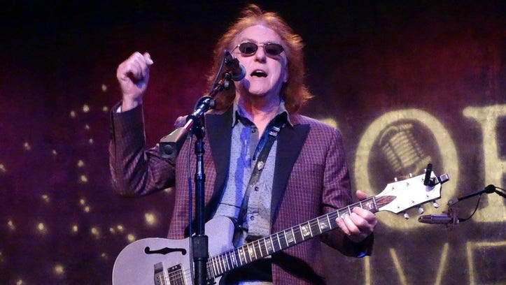 Wings, Moody Blues founder Denny Laine brings 50 years of songs, stories to Imogene Theatre