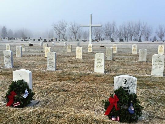 Riverside Cemetery in Fort Benton