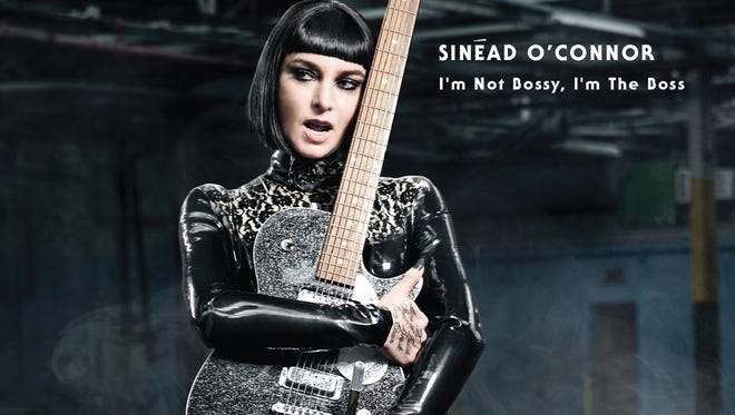 """Sinéad O'Connor shows a lighter side on """"I'm Not Bossy, I'm the Boss"""""""