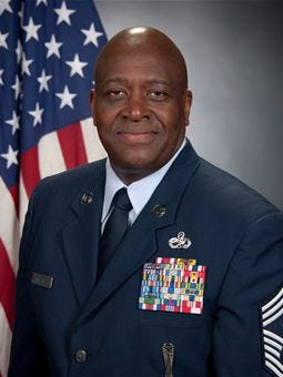Montgomery native Chief Master Sgt. Lindsey McCall will officially retire on March 1.