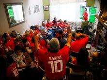 VIDEO: Egyptian extended family comes together for World Cup