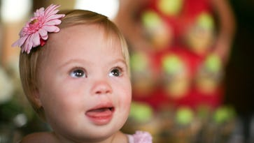 Sofia Sanchez was adopted from a Ukrainian orphanage when she was 16 months old.