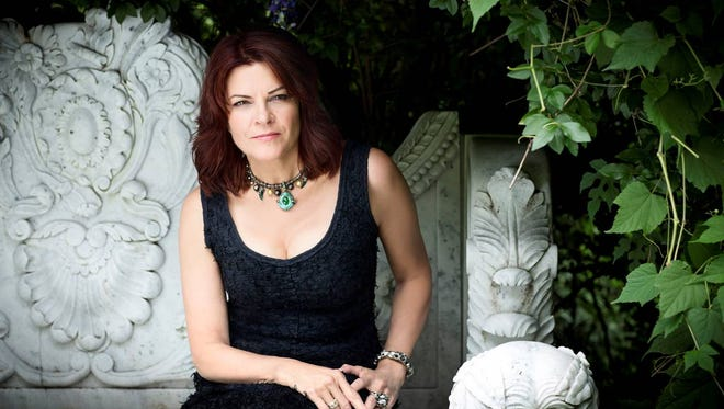 Rosanne Cash says playing with a symphony orchestra is a scary and thrilling proposition.