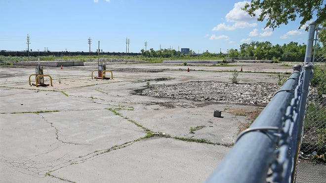 Michels Corp. of Brownsville will excavate the storm-water basin under a $3.28 million contract.