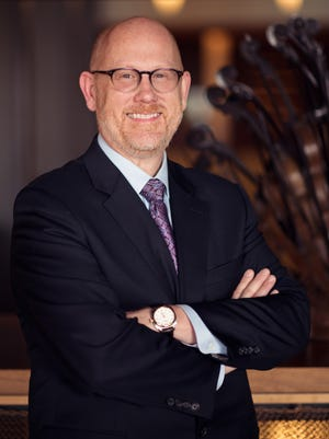 Paul Hogle, executive vice president of the Detroit Symphony Orchestra sinc 2010, has been named present of the Cleveland Institute of Music