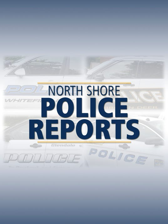 North Shore police reports