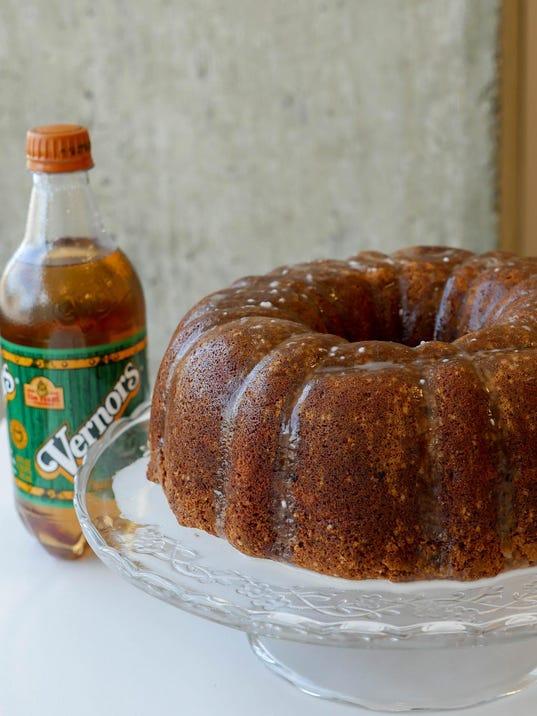 Vernors Cake Recipe