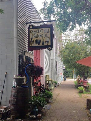 The Crescent Hill Trading Co. at on Frankfort Avenue will hold a grand-reopening event Jan. 29.