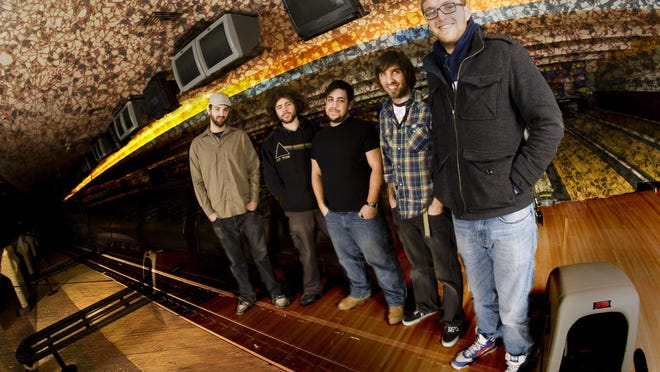 Dopapod will be among the bands features at Catskill Chill this weekend.