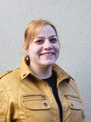 Reporter Rochel Leah Goldblatt.