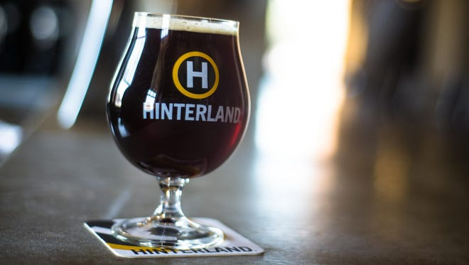 Hinterland is located at 313 Dousman St., Green Bay.