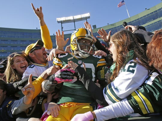 Donald Driver.