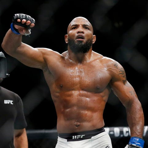 Middleweight interim title fight set for UFC 213