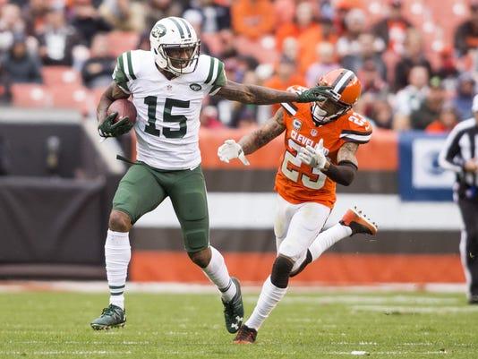 NFL: Jets at Cleveland Browns