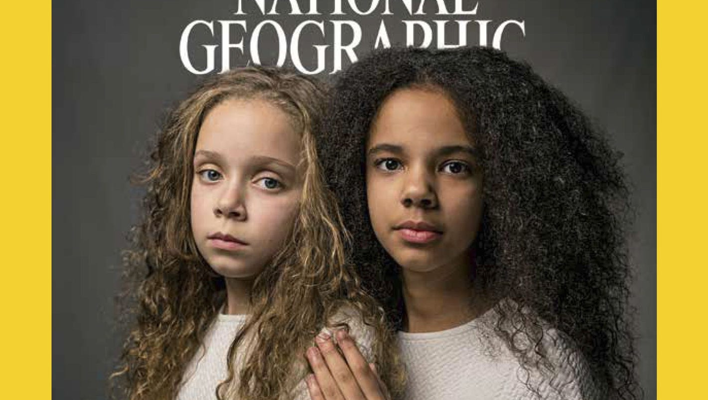 'National Geographic' delves into its past: 'For decades our coverage was racist'