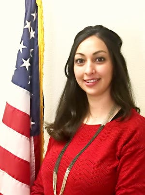 Whitney Whittaker announced her candidacy for Lincoln County clerk.