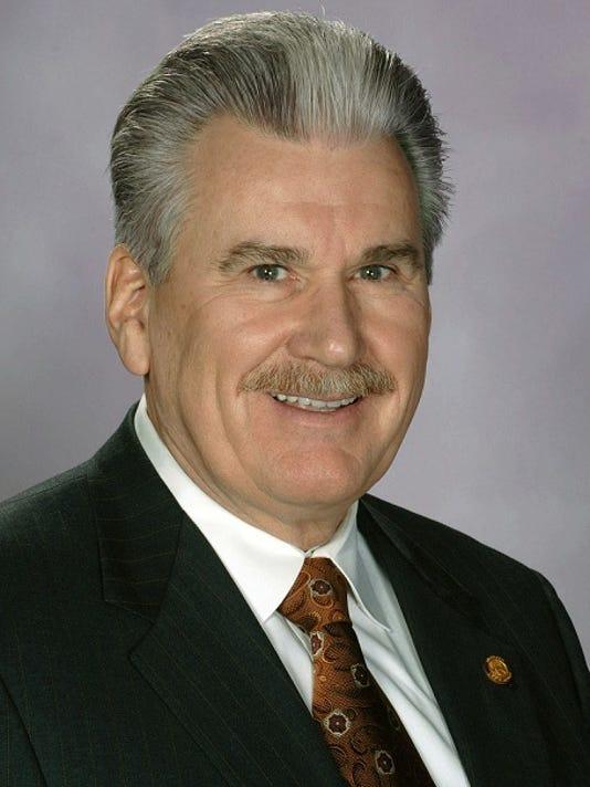 Commissioner Raymond Bashamg