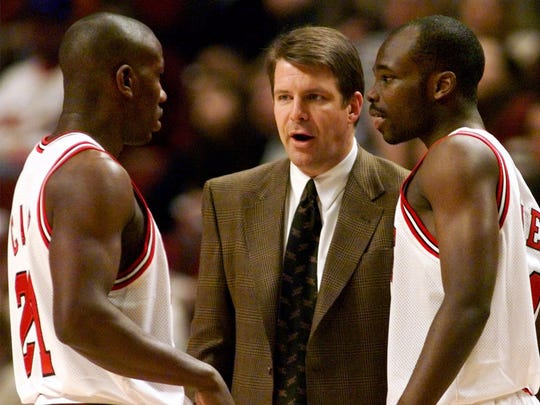 After four years at Iowa State, Tim Floyd went on to to coach the Chicago Bulls.