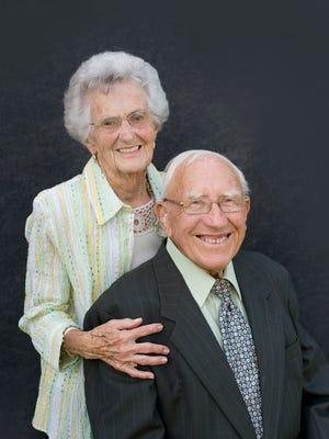 Leroy and Dorothy Schnaus