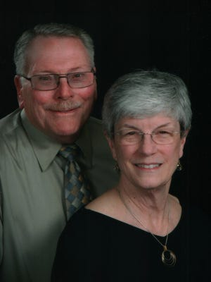 Larry and Bonnie Tindle